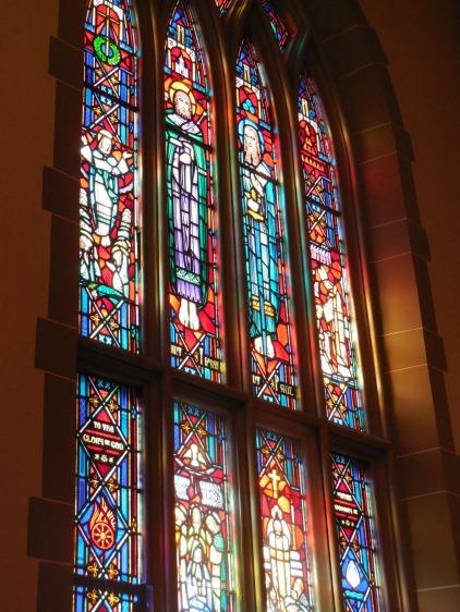 Window. Photo by Lynn Morgan